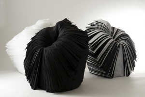 nendo cabbage chairs