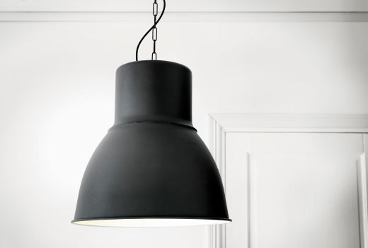 69.99 industrial ceiling lamp, ikea