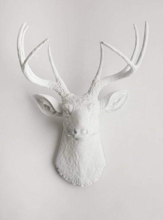 deer head, etsy, 85.00