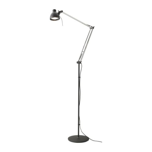 industrial floor lamp, ikea 39.99