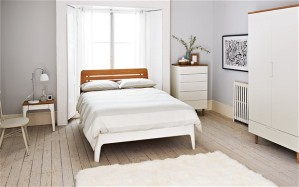 nordic style bedroom 1