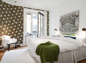 nordic style bedroom 2
