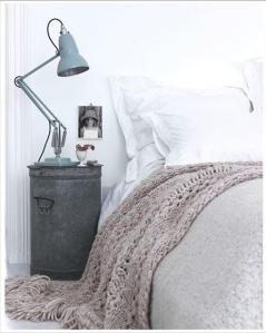 nordic style bedroom d,