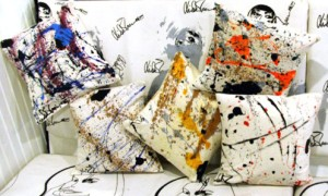 pillows pollock houzz